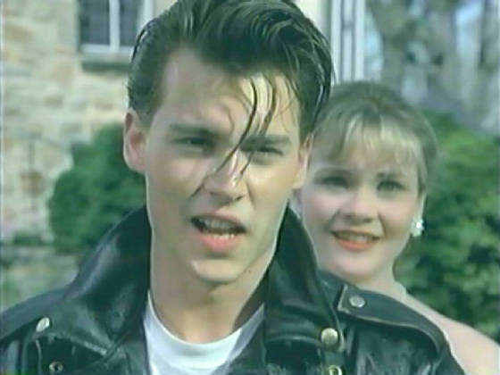 johnny depp cry baby pictures. cry baby johnny depp character