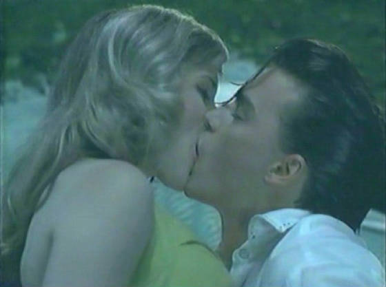 Allison and Cry-Baby finally kiss