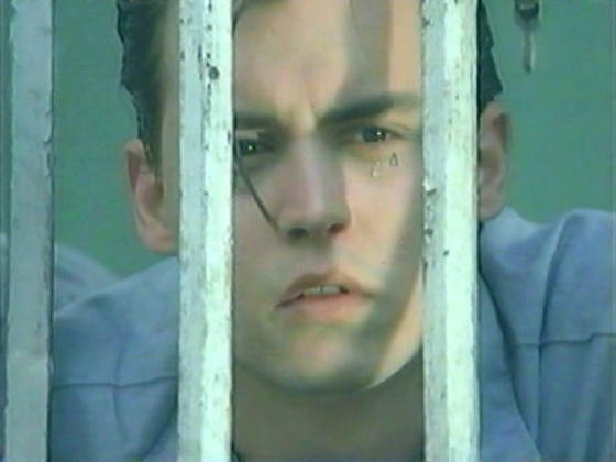 "Cry-Baby at the beginning of ""Please Mr. Jailer"""
